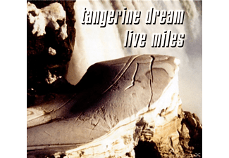 Tangerine Dream - Live Miles - (CD)
