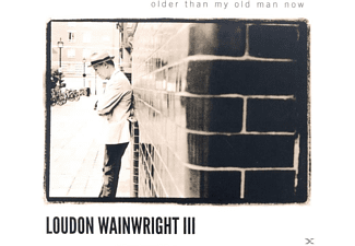 Loudon Wainwright Iii - Older Than My Old Man Now [CD]
