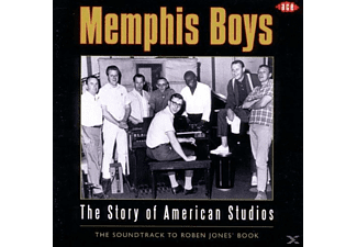 VARIOUS - Memphis Boys-The Story Of American Studios [CD]
