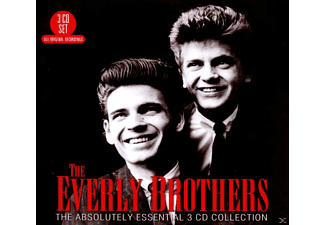 The Everly Brothers - The Absolutely Essential 3cd Collection - (CD)