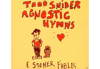 Todd Snider - Agnostic Hymns And Stoner Fables [CD]