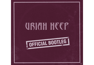 Uriah Heep - Official Bootleg 2011 [CD]
