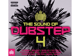 VARIOUS, Ministry Of Sound Pres. - The Sound Of Dubstep 4 - (CD)