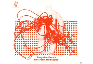 Tangerine Dream - Electronic Meditation (Remastered Edit.) [CD]