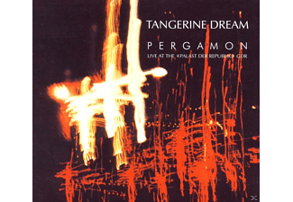 Tangerine Dream - Pergamon (Remastered Edition) - (CD)
