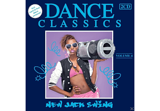 VARIOUS - Dance Classics New Jack Swing Vol.4 [CD]