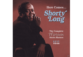 Shorty Long - Here Comes Shorty Long - The Complete Motown Stereo Masters [CD]