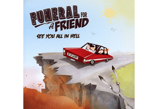 Funeral For A Friend - See You All In Hell - (CD)