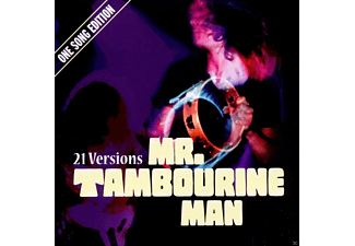 VARIOUS - 21 Versions Mr. Tambourine Man [CD]