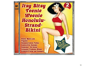 VARIOUS - Itsy Bitsy Teenie Weenie-Hits Der 60er - (CD)