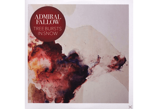 Admiral Fallow - Tree Bursts In Snow [CD]