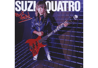 Suzi Quatro - Rock Hard [CD]