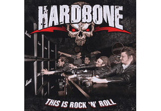 Hardbone - This Is Rock'n' Roll - (CD)