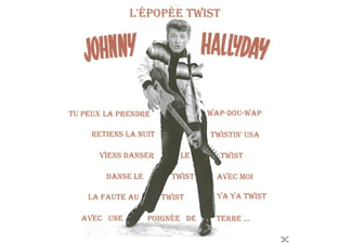 Johnny Hallyday - L'épopée Twist - Papersleeve [CD]
