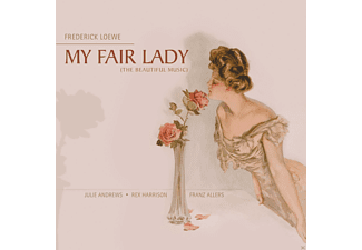 Julie Andrews;Rex Harrison;Franz Allers - My Fair Lady - (CD)