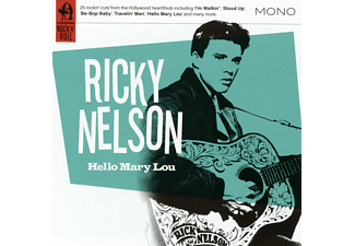 Rick Nelson - Hello Mary Lou - (CD)