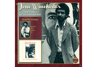 Jesse Winchester - Learn To Love It & Let The Rough Side Drag - (CD)