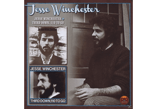 Jesse Winchester - Jesse Winchester & Third Down, 110 To Go - (CD)