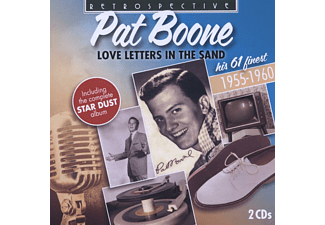 Pat Boone - Love Letters In The Sand - (CD)