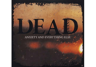Dead Swans - Anxiety & Everything Else [CD]