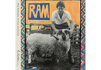 McCartney, Paul / McCartney, Linda - Ram - (CD)