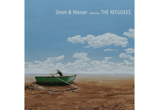 Strom & Wasser feat. The Refugees - Strom & Wasser Featuring The Refugees - (CD)