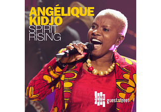 Angélique Kidjo - Spirit Rising (Live From Guest Street) - (CD)