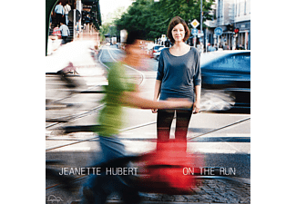 Jeanette Hubert - On The Run - (CD)