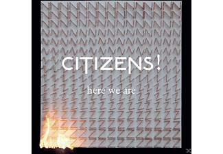 Citizen's - Here We Are - (CD)