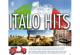 VARIOUS - Italo Hits - 60 Hits [CD]