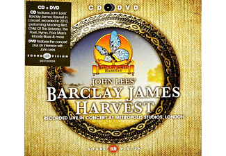 Barclay James Harvest - Live At Metropolis Studios 2010 - (CD + DVD Video)