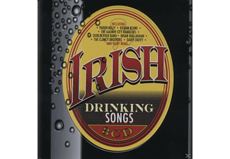 VARIOUS - Irish Drinking Songs (Lim.Metalbox Edition) (3 Cd Box) - (CD)