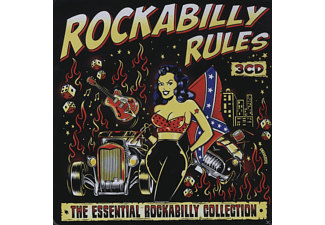 VARIOUS - Rockabilly Rules (Lim.Metalbox Edition) - (CD)