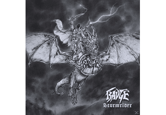 The Badge - Stormrider - (CD)