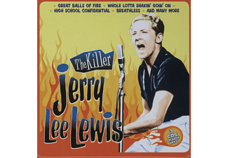 Jerry Lee Lewis - The Killer (Lt. Metalbox Edition) - (CD)