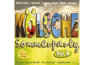 VARIOUS - Koelsche Sommerparty - Vol. 4 - (CD)