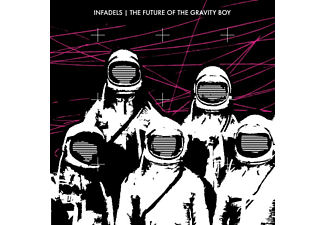 Infadels - The Future Of The Gravity Boy - (CD)