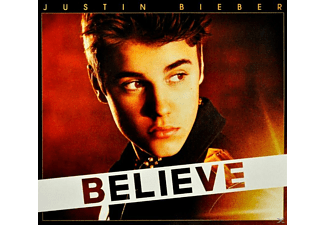 Justin Bieber - Believe (Limited Deluxe Edition) [CD + DVD Video]