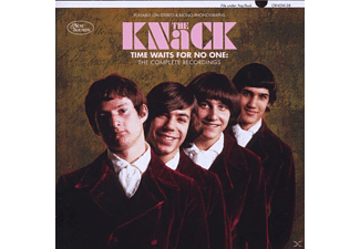 The Knack - Time Waits For No One (Exp. & Remastered) - (CD)