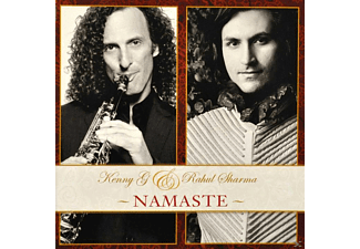 Rahul Sharma, Kenny G - Namaste [CD]
