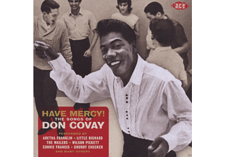 VARIOUS - Have Mercy! The Songs Of Don Covay [CD]