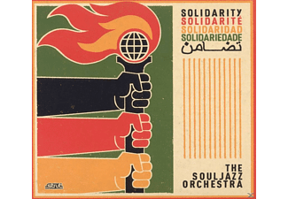 The Souljazz Orchestra - Solidarity - (CD)