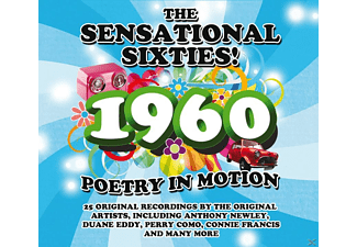 VARIOUS - The Sensational Sixties! - 1960 [CD]