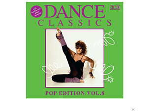 VARIOUS - Dance Classics Pop Edition Vol.8 - (CD)