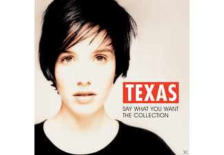 Texas - Say What You Want: The Collection - (CD)