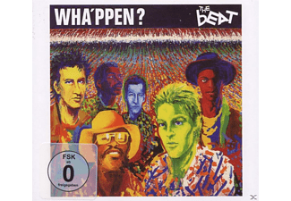 The Beat - Wha'ppen (Deluxe Edition) - (CD + DVD Video)