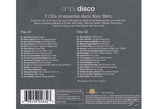 Various - Simply Disco (2cd) [CD]