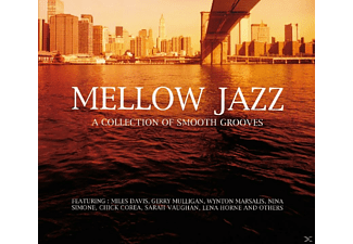 VARIOUS - Mellow Jazz - A Collection Of Smooth Grooves [CD]