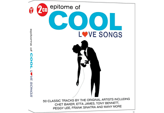 VARIOUS - Epitome Of Cool-Love Songs (50 Original Hits) - (CD)