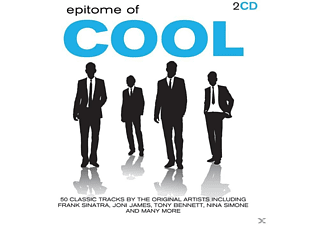 VARIOUS - Epitome Of Cool - (CD)